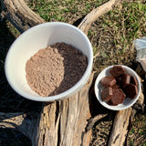 strive food hiking backpacking chocolate pudding