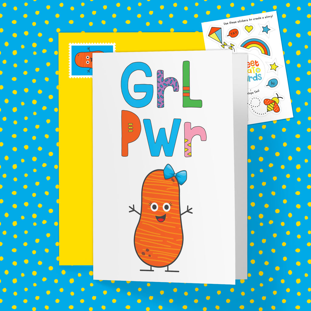 GRL PWR / Sweet P - Splash