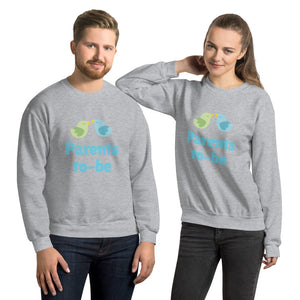 Unisex Sweatshirt - Parents to-be (Multi Colors Available)