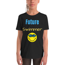 Youth Short Sleeve T-Shirt - Future Swimmer (Multi Colors Available)