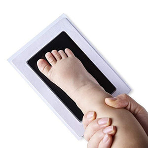 Baby Foot and Hand Ink Photo Frame Kit