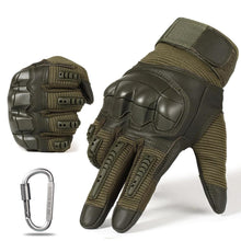 Safe-Fingers Tactical Gloves