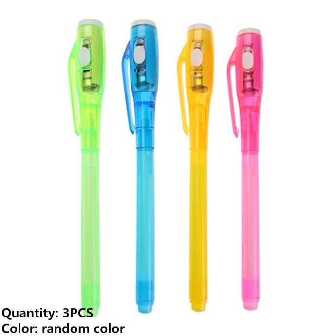 3 Illuminated Stylus