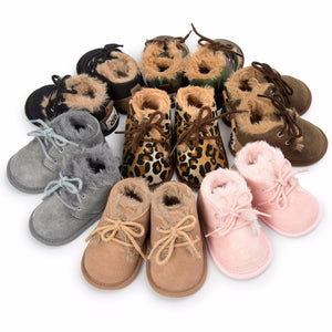 Baby Boys & Girls Winter Sneaker Boots