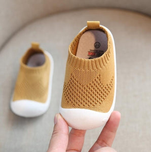Casual Baby Boys & Girls Mesh Soft Bottom Comfortable Non-slip Shoes