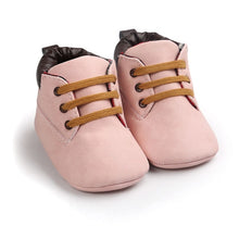 Baby Boy & Girl Canvas Soft Casual Lace Sneakers