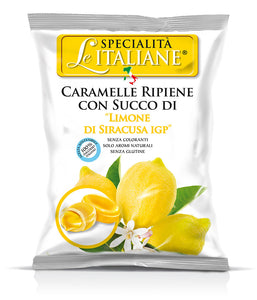 The Italian Specialities - Lemon Candies with Siracusa Lemon