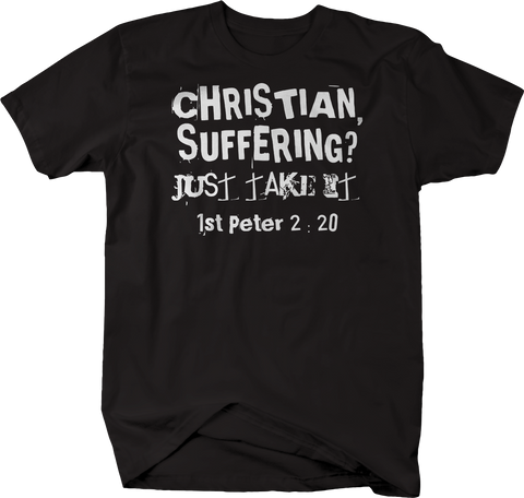 Christian Suffering Peter Bible Jesus Love