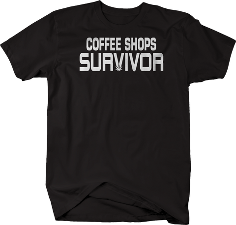 Coffee Shops Survivor Green Smoke