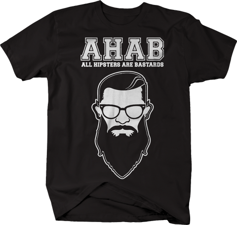 AHAB All Hipsters are Bastards