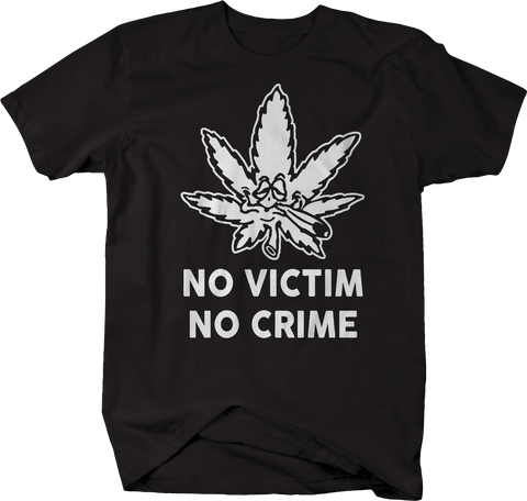 No Victim No Crime Legalize Marijuana