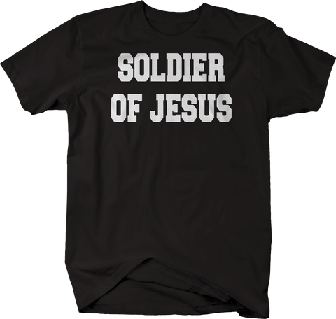 Solider of Jesus God Religion