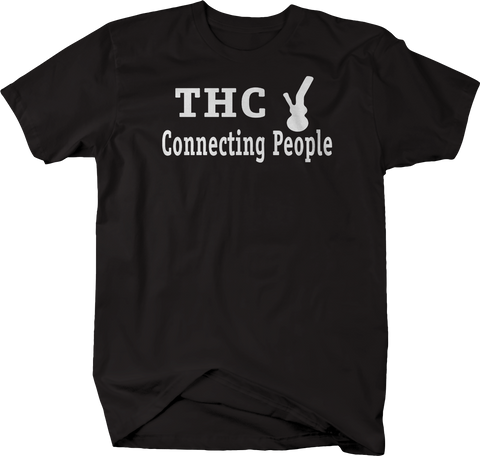 THC Connecting People Pot Weed