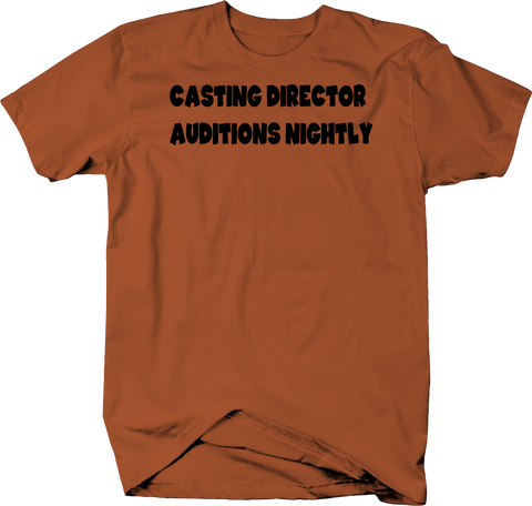 Casting Director Auditions Nightly Funny