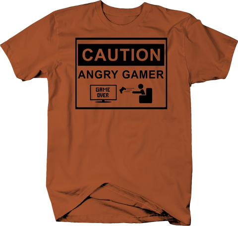 Caution Angry Gamera Controller Video Game