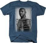 Carl Lewis Don't Have Confidence Find a way not to win Sports Quote Tshirt