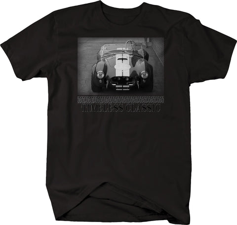 Shelby Cobra Timeless Classic Car T-Shirt
