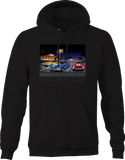 American Muscle - Diner Hotrod Racing Car