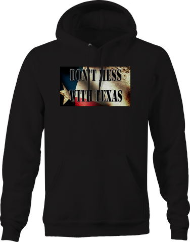 Don't Mess With Texas Distressed Flag Southern Pride Tough