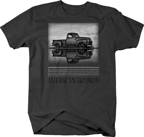 American Hotrod Pickup Patina Restored 1950s T-Shirt