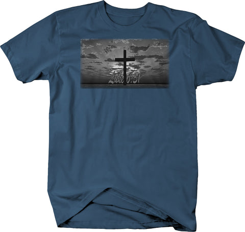 Luke 6:31 Cross Jesus Holy Kingdom Bible Shirt