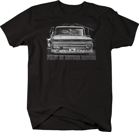 Paint by Mother Nature C10 Farm Truck T-Shirt