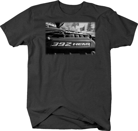 SRT 392 Hemi Motor Muscle Car Tee