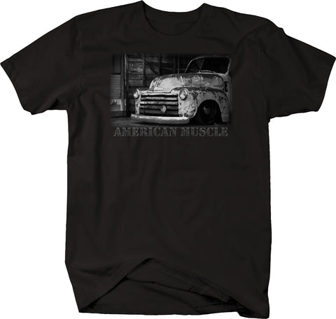 American Vintage Pickup Truck 3100 Rusted T-Shirt