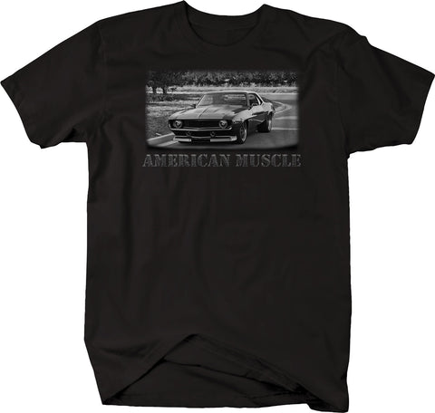 American Muscle Racing Hotrod Classic Show Tshirt