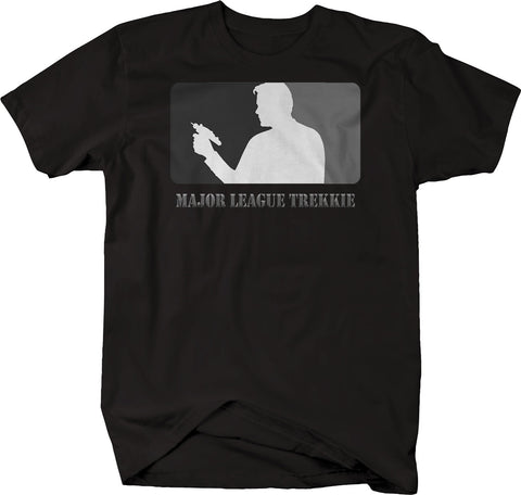Major League Trekkie Ray Gun  Tshirt