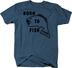 Born to Fish Fishing
