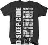 Eat Sleep Code Computer Programming Nerd Gamer