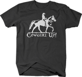 Cowgirl Up Equestrian Hat Boots Horse Riding