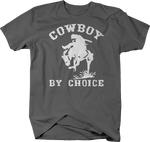 Cowboy by Choice Rodeo Horseback