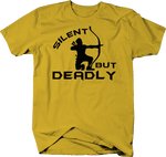 Silent but Deadly Bow Hunting Archery