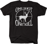 One Shot One Kill Whitetail Deer Hunting