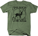 Distressed - One Shot One Kill Whitetail Deer Hunting