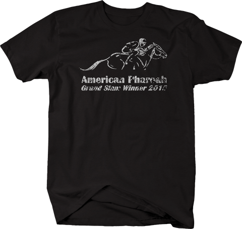 Distressed - American Pharaoh Derby Horse Racing