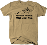 American Pharaoh Hail the Tail Derby Horse Racing