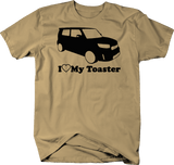 I Love My Toaster Scion XB Lowered Custom