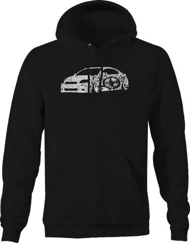 Scion TC Lowered Racing Lowered Custom  Hoodie