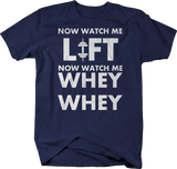 Now Watch Me Lift Whey Protein Nay Parody Workout