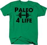 Paleo for Life Healthy Eating Diet Exercise Gym