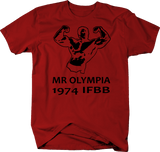My Olympia 1974 IFBB Bodybuilding Muscle Workout
