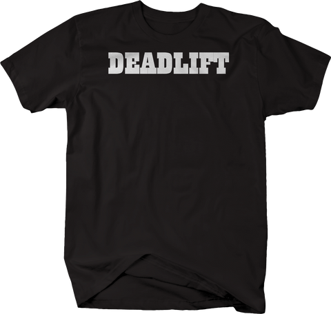 DEADLIFT Bodybuilding Powerlifting Workout Gym