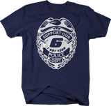 Support Police Department Badge Got Your 6 Military Support