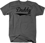 Daddy Since 2018 Funny Father's Day T-Shirt