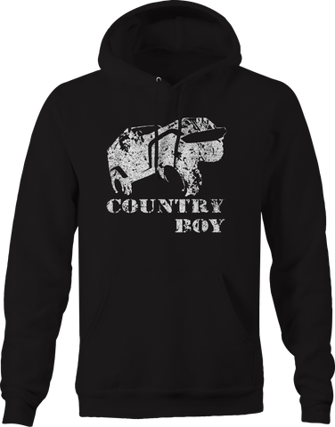Country Boy - 4x4 Off-road Hoodie