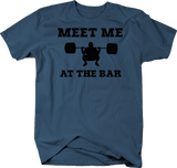 Meet Me At The Bar Gym Training Workout