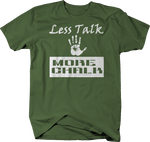Less Talk More Chalk Gym Training Workout